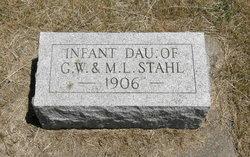 Infant Stahl