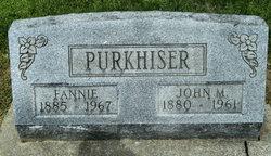 John M. Purkhiser