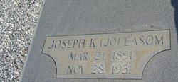 """Joseph K """"Jo"""" Easom"""