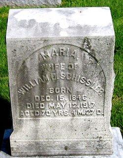 Mrs Maria Schissler