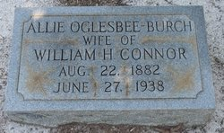 Allie Oglesbee <I>Burch</I> Connor