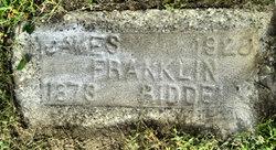 James Franklin Riddell