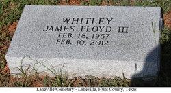 James Floyd Whitley, III