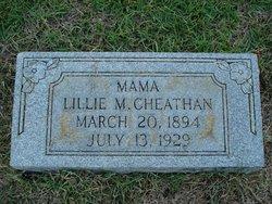 Lillie M. Cheatham