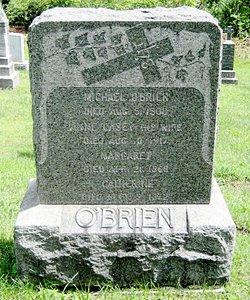 Anne <I>Casey</I> O'Brien