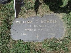 William C. Bowden