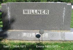 Emma <I>Tonn</I> Willner