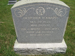 Dederick H. Knapp
