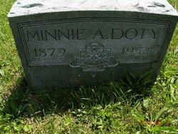 Minnie A <I>Mingos</I> Doty