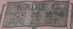 Birdie C. Hegberg