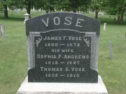 James Field Vose