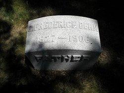 C. Frederick Dehm