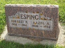Hazel A Esping