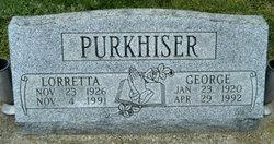 George Purkhiser