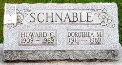 Mrs Dorothea M. <I>Fitzgerald</I> Schnable
