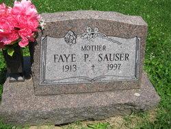 Faye P Sauser