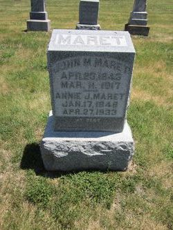 John M Maret