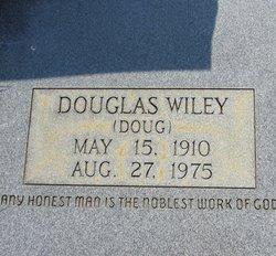 """Douglas """"Doug"""" Wiley"""