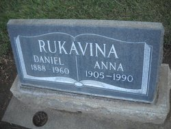 Anna <I>Tonkovich</I> Rukavina