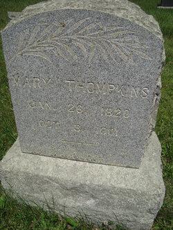 Mary Thompkins