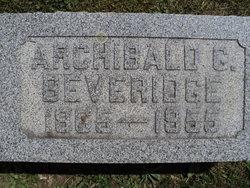 Archibald Gilchrist Beveridge