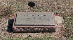 Harold L Smith