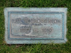 Raymond Whitman Broughton