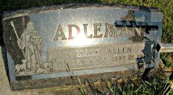 Mark Allen Adleman