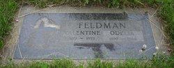 Odelia <I>Hick</I> Feldman