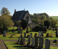 Dalrymple Churchyard