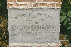 Hamilton Methodist Church Cemetery