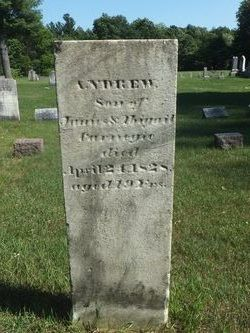 Andrew Carnegie (1809-1828) - Find A Grave Memorial