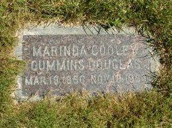 "Marinda ""Minnie"" <I>Cooley</I> Douglas"