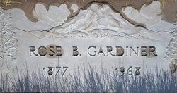 Rosa Bell <I>Oroke</I> Gardiner