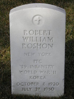Robert William Roshon