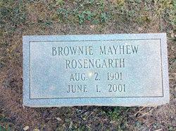 Brownie Mayhew Rosengarth