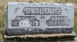 "Arminda ""Minnie"" <I>Tyner</I> Sailors"