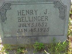 Henry Jefferson Bellinger