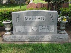 Margaret Elizabeth <I>Peyton</I> McLean
