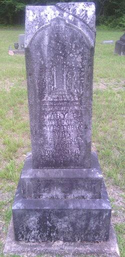Mary E. <I>Johnson</I> Westbrook