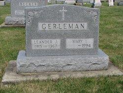 Leander J Gerleman