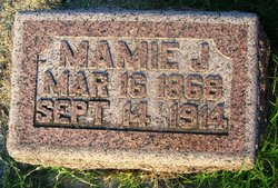 Mamie J. <I>Price</I> Breyfogle