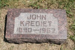 John Krediet
