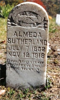 Almeda <I>Fuller</I> Sutherland
