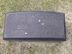 John K. Alston