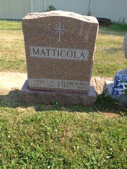 "Clementine ""Clem"" <I>Cusanelli</I> Matticola"