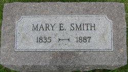 Mary E <I>Cragon</I> Smith