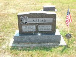 Rosie Pauline <I>Keller</I> Kruse