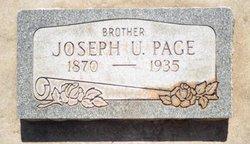 Joseph Ulysis Page, Jr