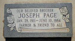 Joseph Page
